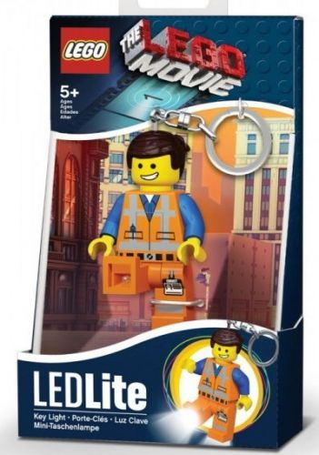 LEGO LED klíčenka Movie Emmet cena od 230 Kč