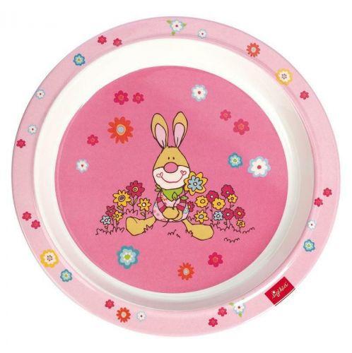 SIGIKID Zajíček Bunny talířek cena od 150 Kč