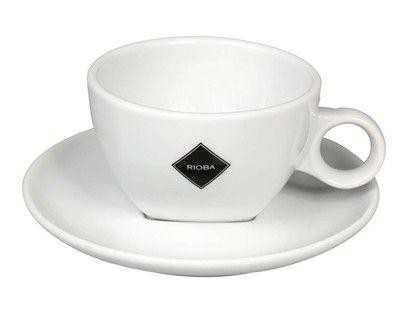 BANQUET Šapo Double Cappuccino dek Rioba Šálek + podšálek cena od 148 Kč