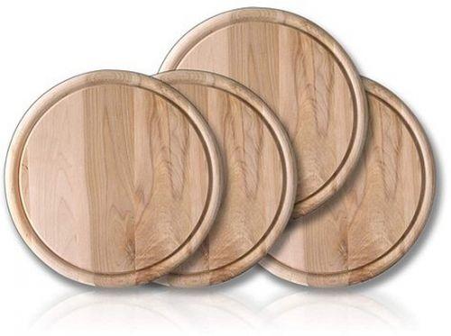 BANQUET Sada dřevěných prkének 22 cm 4 ks cena od 0 Kč
