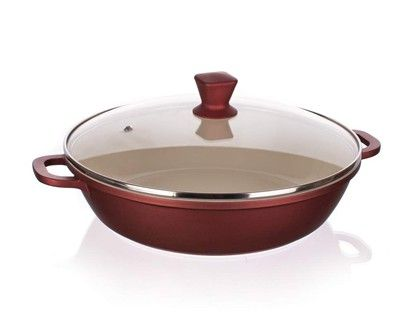 BANQUET Pánev paella s poklicí AVIGNON 28 x 7 cm cena od 0 Kč