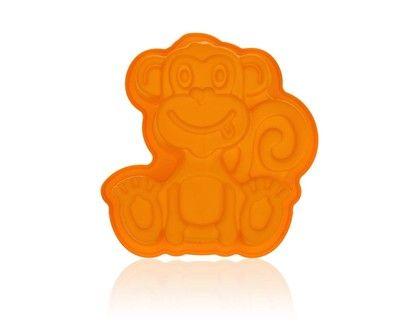 BANQUET Silikonová forma opička 19,5x19,5x4,7 cm cena od 116 Kč