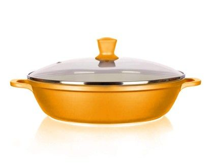 BANQUET Pánev paella 28x7 cm cena od 619 Kč