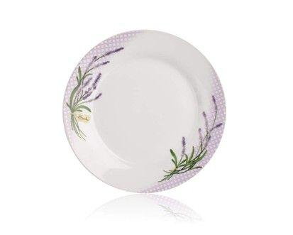 BANQUET LAVENDER talíř mělký 24 cm cena od 51 Kč