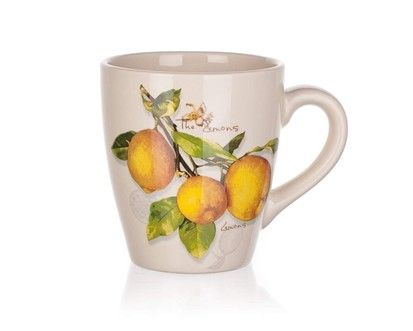 BANQUET Lemon hrnek 500 ml cena od 80 Kč