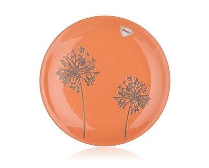 BANQUET Alia Orange talíř mělký 27 cm cena od 85 Kč