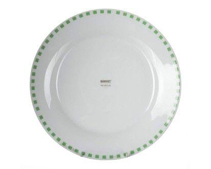 BANQUET CUBITO GREEN talíř mělký 24 cm cena od 51 Kč