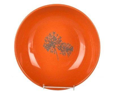 BANQUET Alia Orange talíř hluboký 20,5 cm cena od 64 Kč