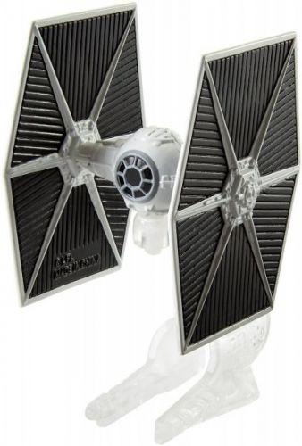 Mattel Hot Wheels Star Wars kolekce hvězdných lodí Tie Fighter cena od 195 Kč