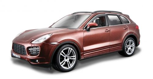 Bburago KIT C.PORSCHE CAYENNE TURBO 1:24