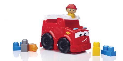 Megabloks First Builders hasičský vůz Freddy cena od 219 Kč
