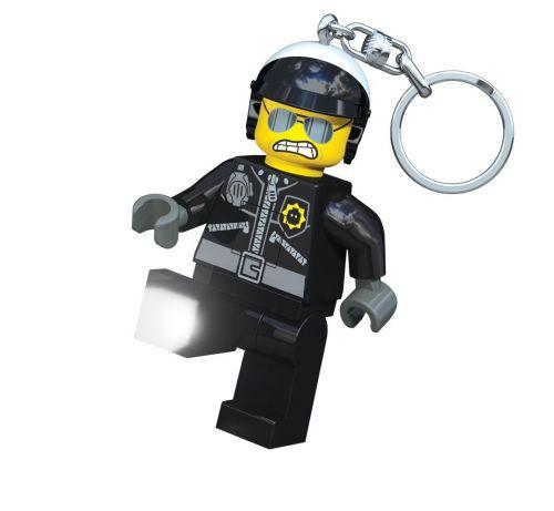 LEGO MOVIE klíčenka zlý polda cena od 230 Kč