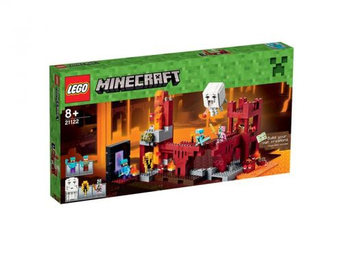 Lego Minecraft Podzemní pevnost 21122