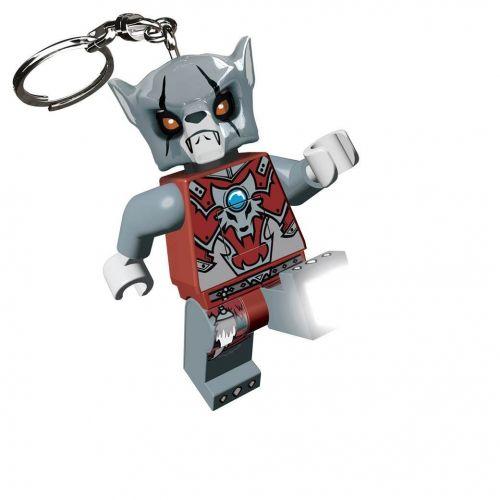 LEGO CHIMA klíčenka Worriz