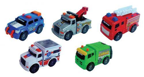 NIKKO Autíčka varianta s hasičským autem