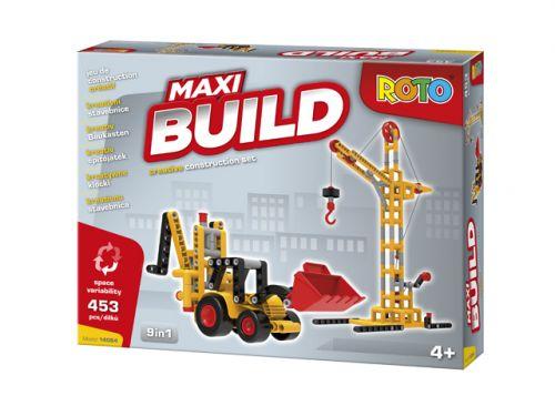 Efko Roto Maxi BUILD 453 dílků