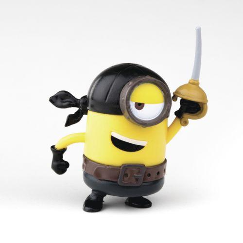 ADC Blackfire 3D figurka Mimoň pirát
