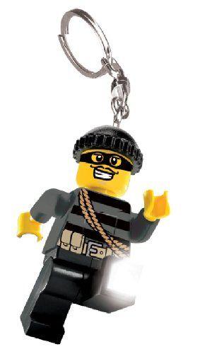 LEGO CITY klíčenka zloděj cena od 119 Kč