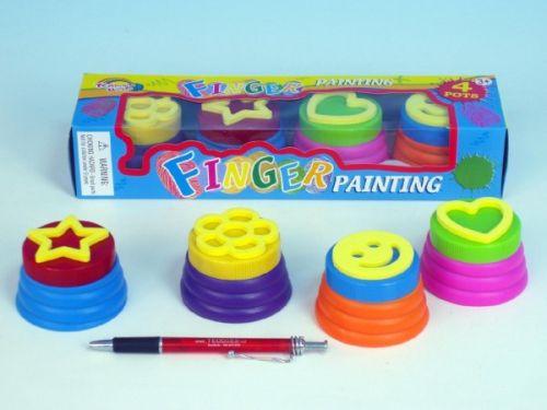 Mikro Trading Barvy prstové s razítky cena od 0 Kč