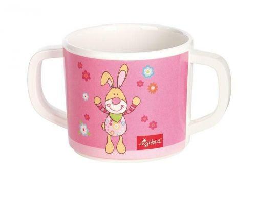 SIGIKID Zajíček Bunny hrníček cena od 100 Kč