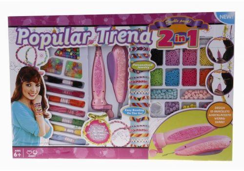 Alltoys Populární trendy hrací set 2 v1