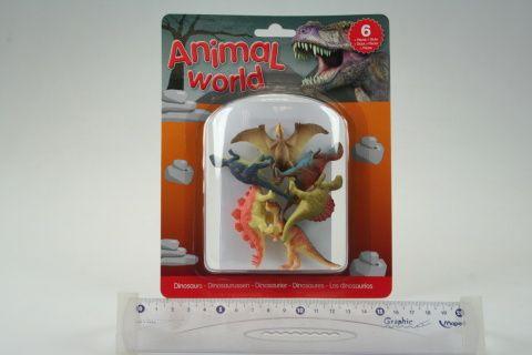 Lamps Zvířátka dinosauři
