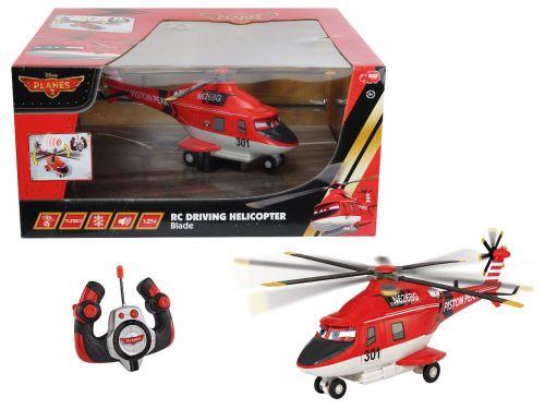 Dickie Planes RC jezdící vrtulník Strážce Břitva 1:24 cena od 1052 Kč