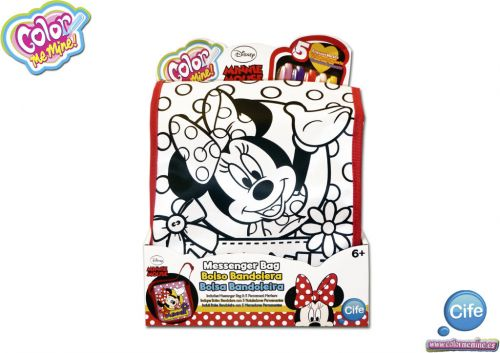 Alltoys Color Me Mine kabelka přes rameno Minnie cena od 459 Kč