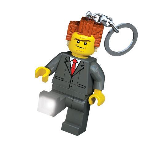 LEGO MOVIE klíčenka Prezident Bussines cena od 140 Kč