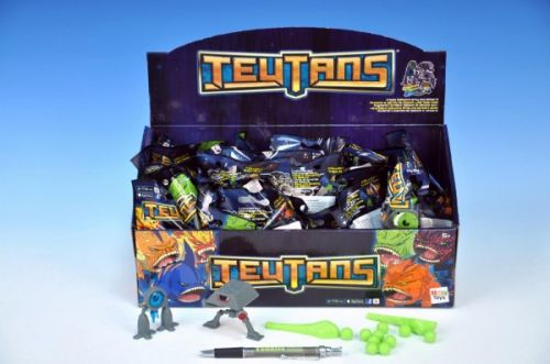 Mikro Trading Figurka Teutans s náboji cena od 44 Kč