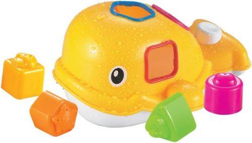 LUDI Stříkací velryba do koupele cena od 229 Kč