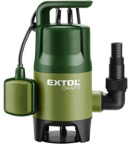 EXTOL CRAFT čerpadlo na znečištěnou vodu