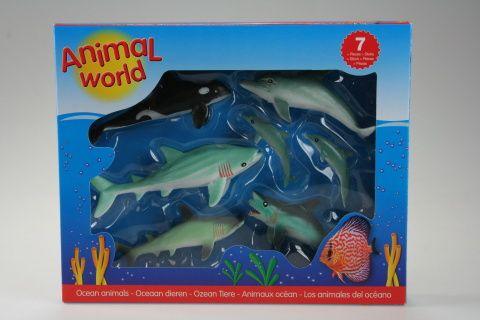 Lamps Oceán zvířata