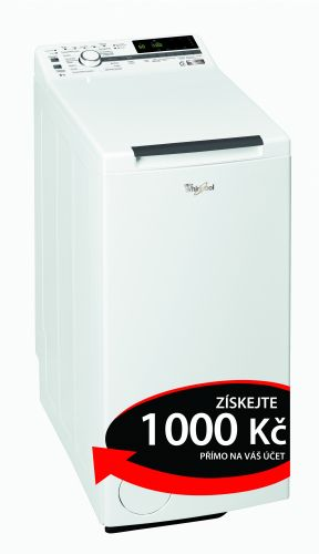 Whirlpool TDLR 60230 ZEN cena od 10490 Kč