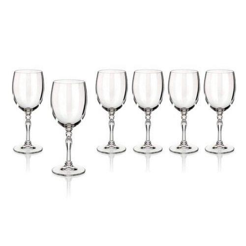 Banquet CRYSTAL Lucille sklenice na bílé víno 6 ks cena od 259 Kč