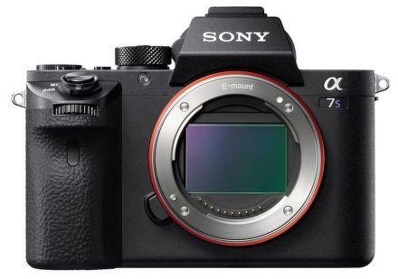 Sony Alpha A7S II cena od 84490 Kč