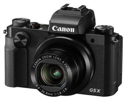 Canon PowerShot G5 X cena od 18090 Kč