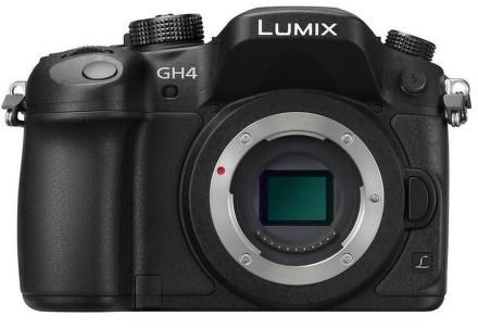 Panasonic Lumix DMC-GH4R cena od 33901 Kč