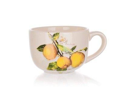 BANQUET Lemon šálek 300 ml cena od 74 Kč