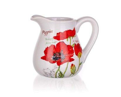 BANQUET Red Poppy džbánek 80 ml cena od 152 Kč