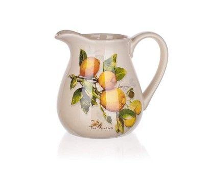 BANQUET Lemon Džbánek 880 ml cena od 200 Kč