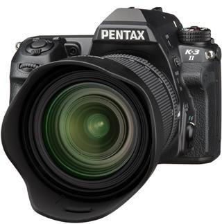 PENTAX RICOH K-3II cena od 24878 Kč