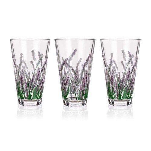Banquet Lavender sada sklenic cena od 109 Kč