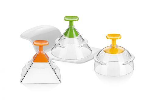 Tescoma Presto Foodstyle 3D formičky pro tvarování cena od 249 Kč