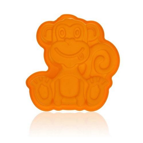 Banquet Culinaria Orange silikonová forma opice cena od 129 Kč