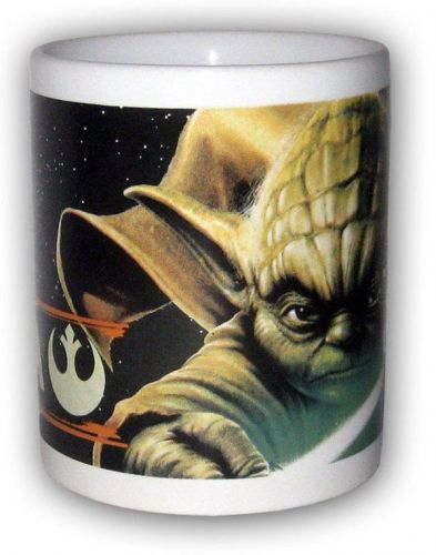 Evolukids Star Wars Yoda hrnek 320 ml cena od 83 Kč