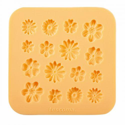 Tescoma Silikonové formičky DELÍCIA DECO květinky cena od 119 Kč