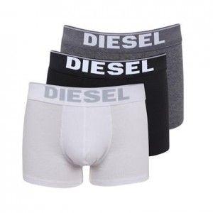 Diesel Kory 3 Pack of Boxer Trunks boxerky