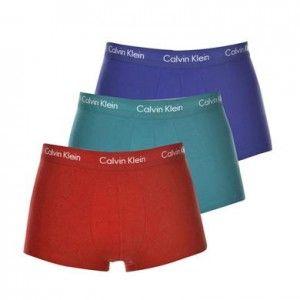 Calvin Klein 3 Pack Low Rise Boxerky cena od 1149 Kč