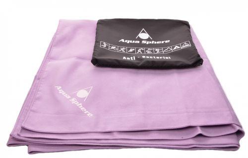 Aqua Sphere King Size Magic Towel růžový ručník